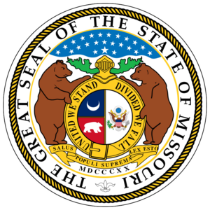 seal of missouri state